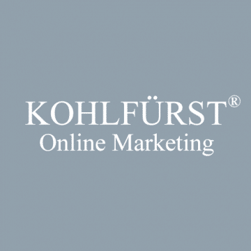 KOHLFÜRST Online Marketing Logo